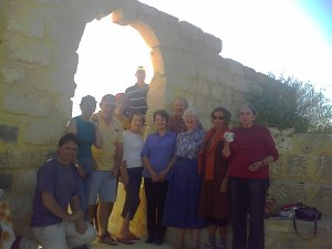 GlydeIns at the Amphitheatre